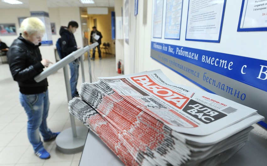 Rusiyada işsizlik səviyyəsi 4 illik maksimumu yeniləyib