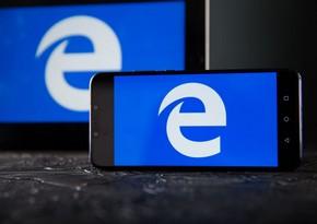 """""""Internet Explorer"""" gələn il fəaliyyətini dayandırır"""