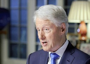Bill Klintonun vəziyyəti açıqlanıb