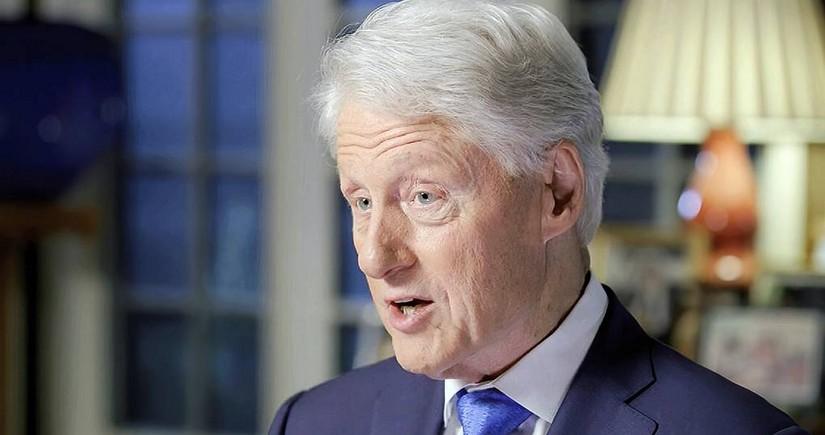 Former US President hospitalized for infection