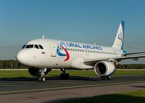 Уральские авиалинии откроют чартерные рейсы из Екатеринбурга в Баку