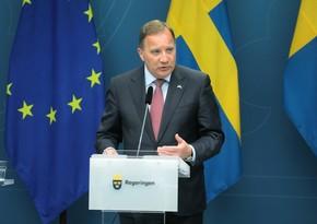 Премьер-министр Швеции объявил о своей отставке