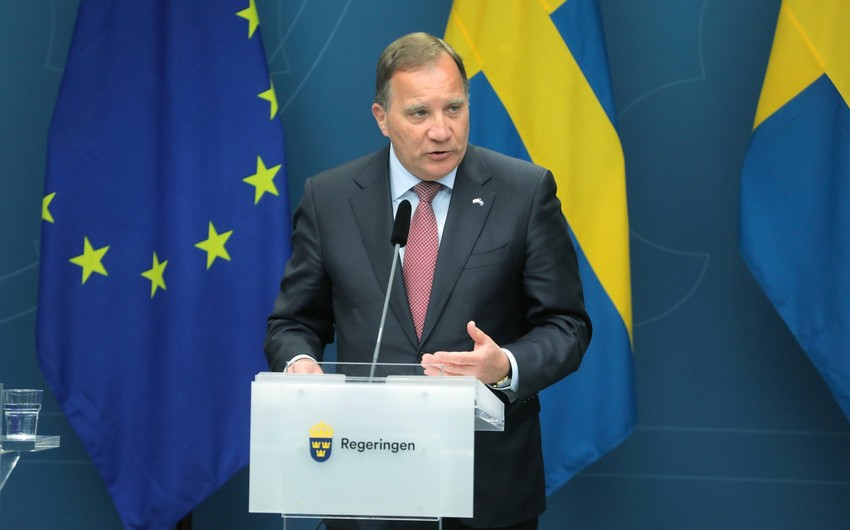 Swedish Prime Minister resigns