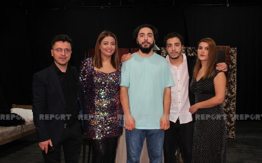 Tbilisidəki Azərbaycan teatrı görkəmli aktyorumuzun nəticələrinin iştirakı ilə yeni tamaşa təqdim edib