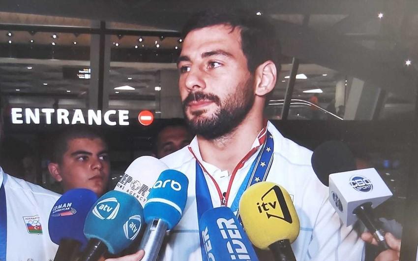 Məmmədəli Mehdiyev: Yarımfinalda öz səhvimdən məğlub oldum