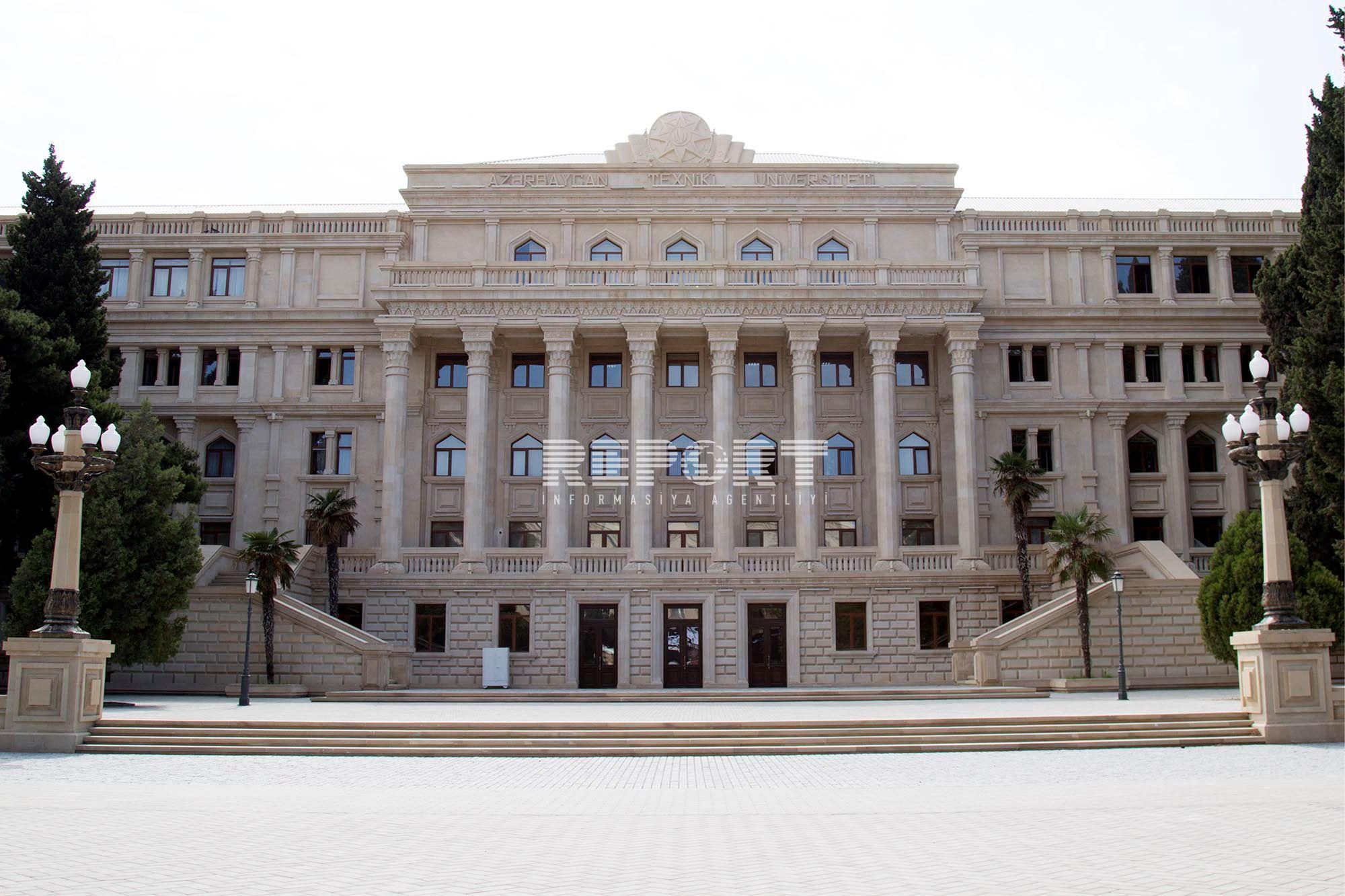Azərbaycanda universitetlərdən birinin 14 kafedrası bağlanıb