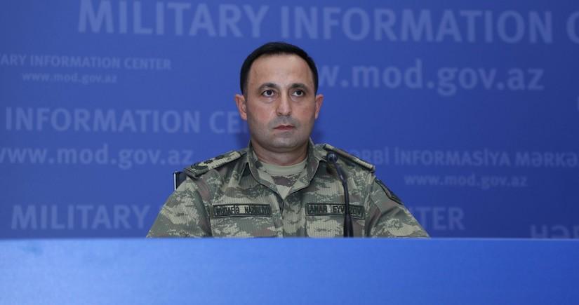 MN: Hazırda Ağdərə, Xocavənd və Qubadlı istiqamətində döyüşlər davam edir