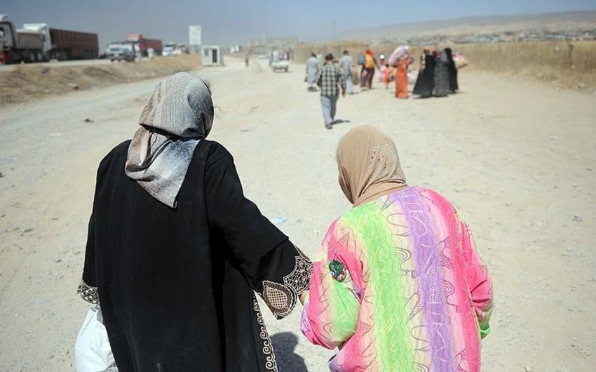 İraqın Telafer rayonunda İŞİD-in dinc türkmənlərə zülmü davam edir