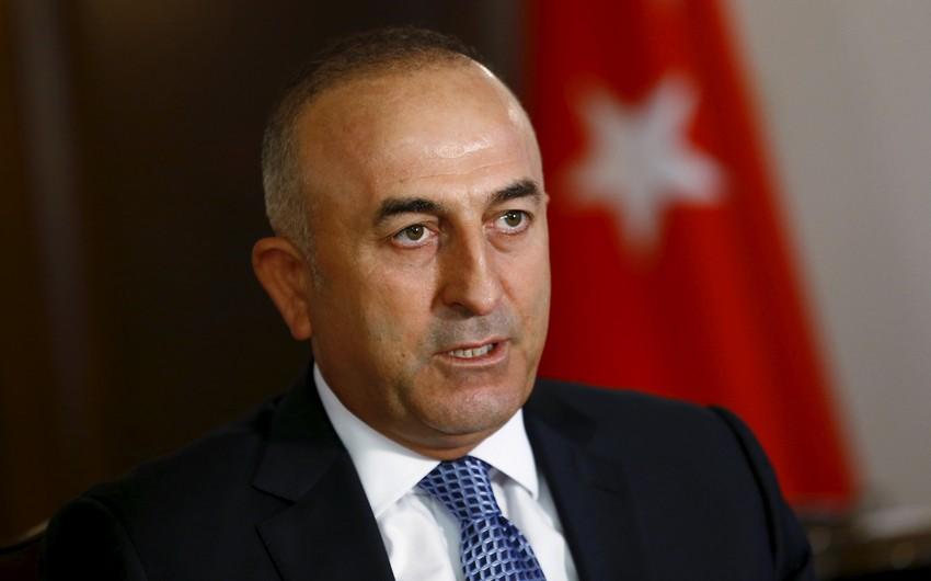 Mövlud Çavuşoğlu: Suriya üzrə Türkiyə-Rusiya dialoqu bölgənin sabitliyi üçün vacibdir