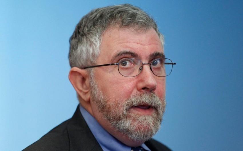 Nobel mükafatı laureatı: ABŞ iqtisadiyyatı iflas nöqtəsinə gəlib