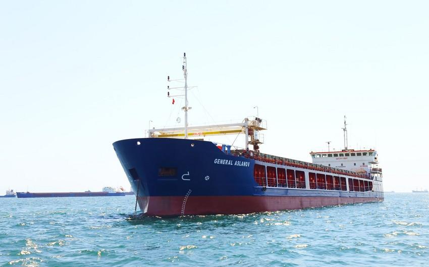 """General Aslanov"""" gəmisi təmir olunaraq istismara qaytarılıb"""