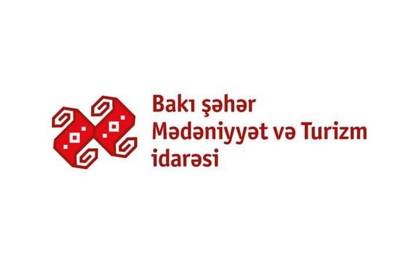 Bakı şəhər Mədəniyyət və Turizm İdarəsi yeni loqosunu təqdim edib