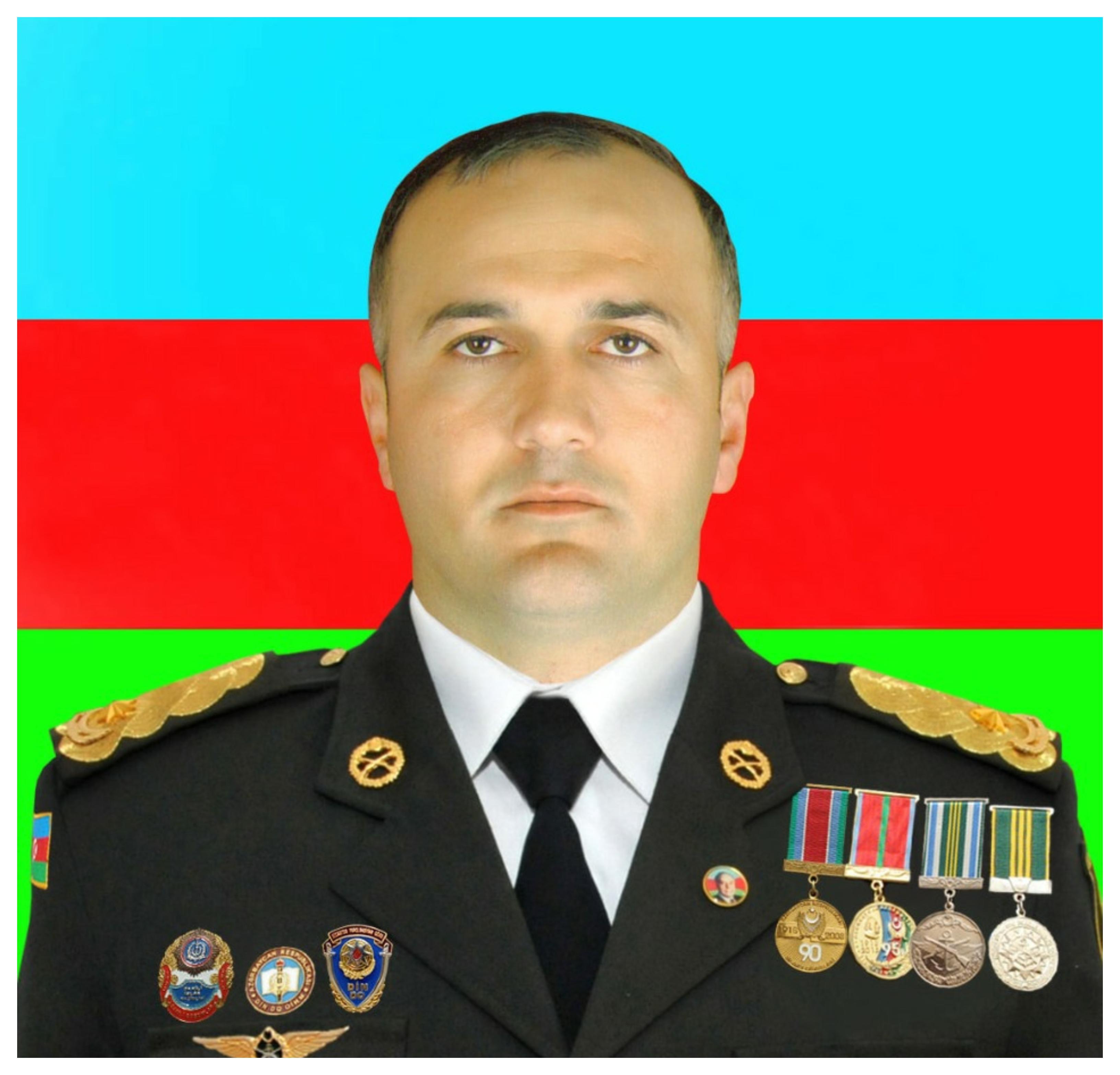 Qaflanov Şixamir