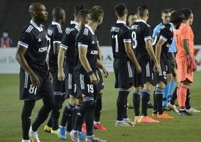 Qarabağ qrup mərhələsinin ilk matçında məğlub oldu