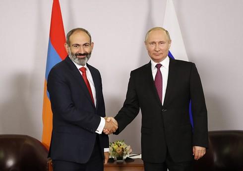 Путин встретится с Пашиняном