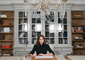 Mehriban Aliyeva: We commemorate our heroes sacrificing their lives for Glorious Victory