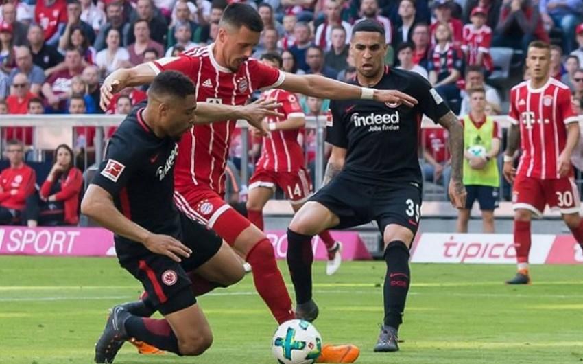 Айнтрахт победил Баварию в финале Кубка Германии - ВИДЕО