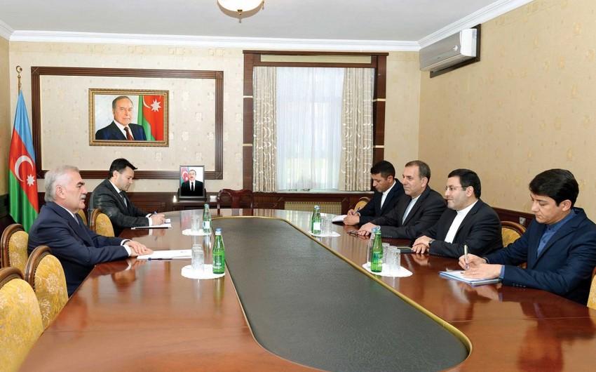 Посол Ирана в Азербайджане посетил Нахчыван