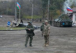 В Карабахе усилена безопасность российских миротворцев