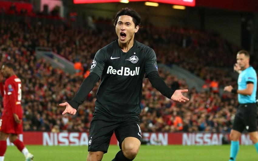 Liverpul yaponiyalı futbolçunun transferi üçün klubu ilə razılığa gəlib
