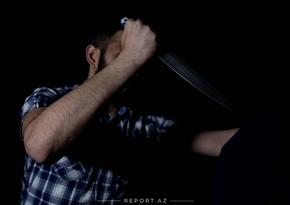 В Саатлы ранили ножом жителя Баку