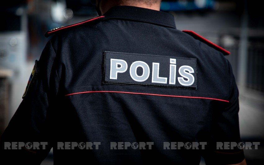 Sabirabadda polis gözətçini öldürdü
