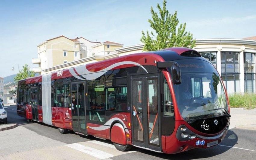 Baku Bus: В движении некоторых автобусов возникли задержки