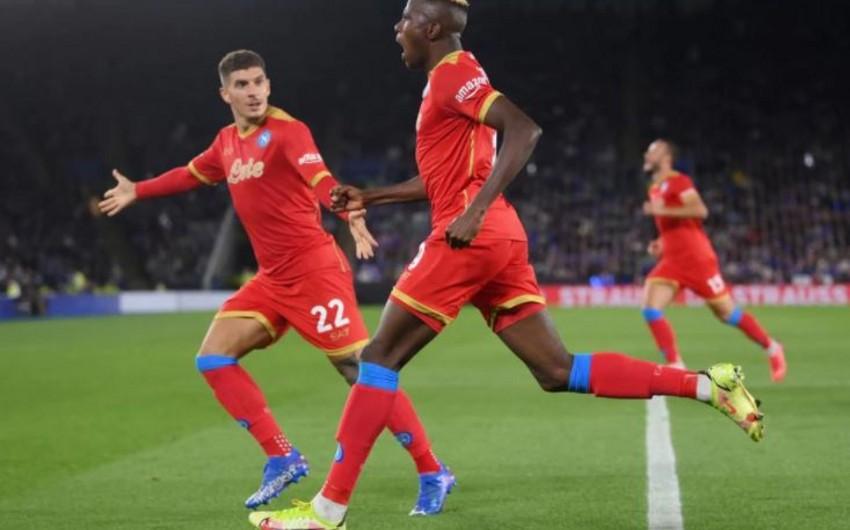 Лига Европы: Лестер сыграл вничью с Наполи