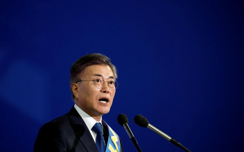 "Cənubi Koreyanın prezidenti: ""Donald Trampa Nobel Sülh mükafatı verilməlidir"""