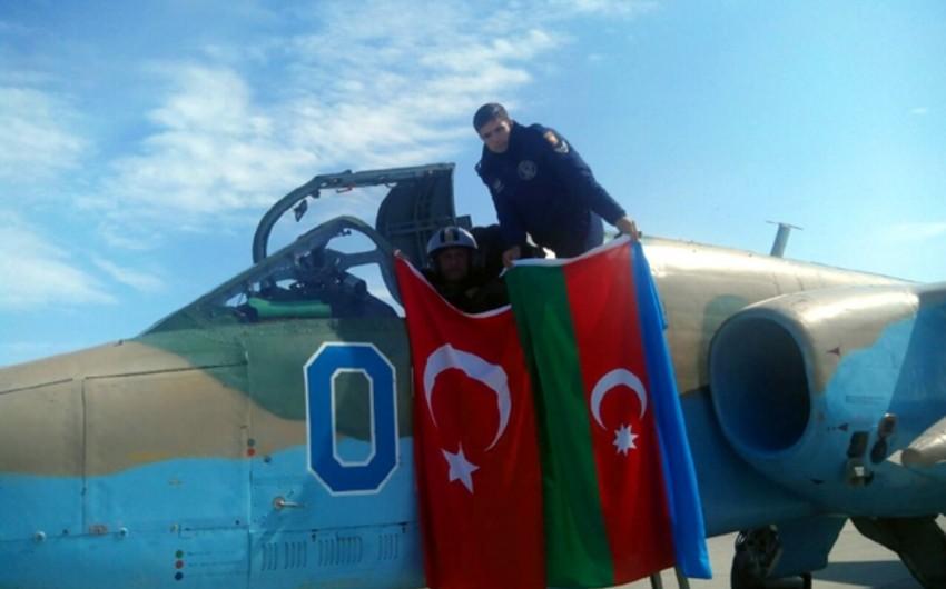 Azərbaycanla Türkiyənin birgə hərbi təlimi başlayıb - FOTO