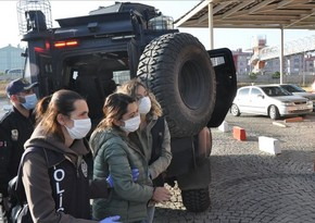 Qarsda PKK-nın 19 üzvü tutulub