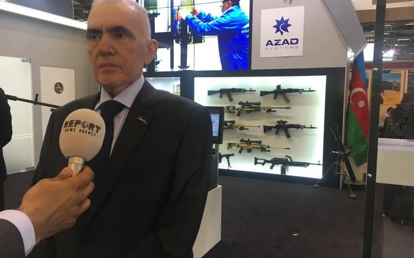 Yavər Camalov: Azərbaycan ordusunu müasir texnologiyalarla hazırlanan müdafiə təyinatlı məhsullarla təchiz etməyə çalışırıq