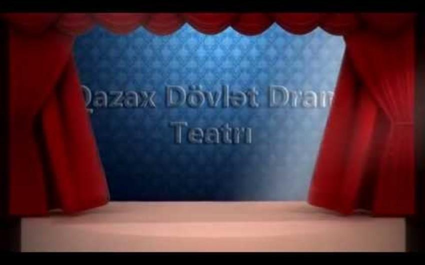 Qazax teatrında Solğun çiçəklər tamaşasının premyerası olacaq