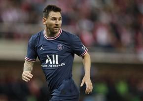 PSJ zədələnən Lionel Messinin durumunu açıqlayıb