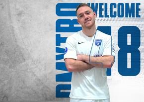 Sabah klubu yeni transferini açıqladı