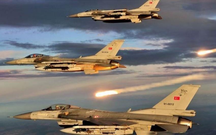 Türkiyə ordusu İraqda PKK-nın 5 terrorçusunu zərərsizləşdirib