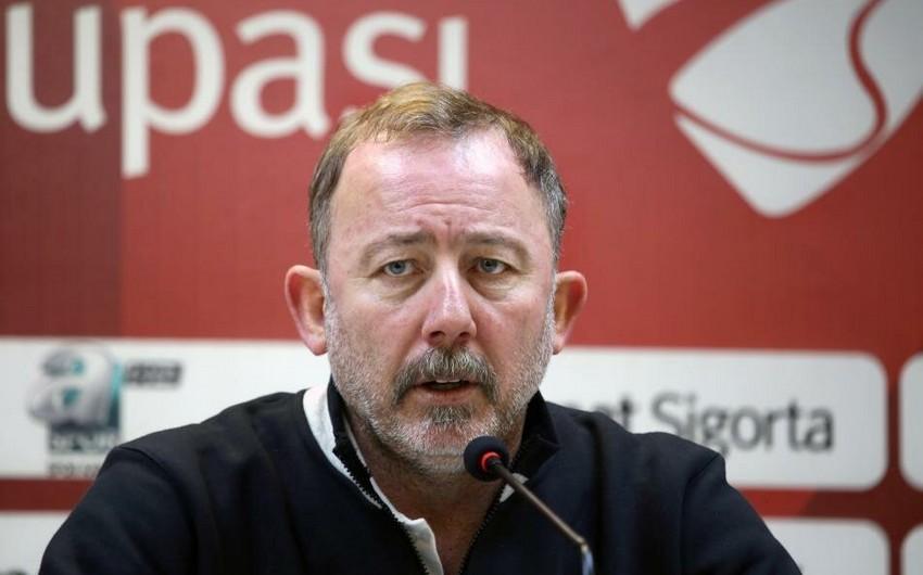 Sergen Yalçın Beşiktaş klubunun baş məşqçisi təyin olunub