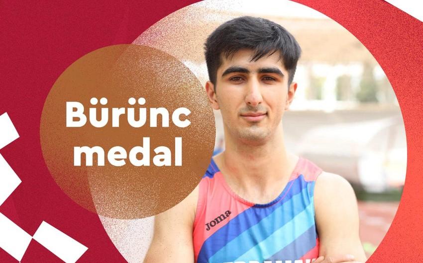 Токио-2020: Параатлет Саид Наджафзаде завоевал бронзовую награду