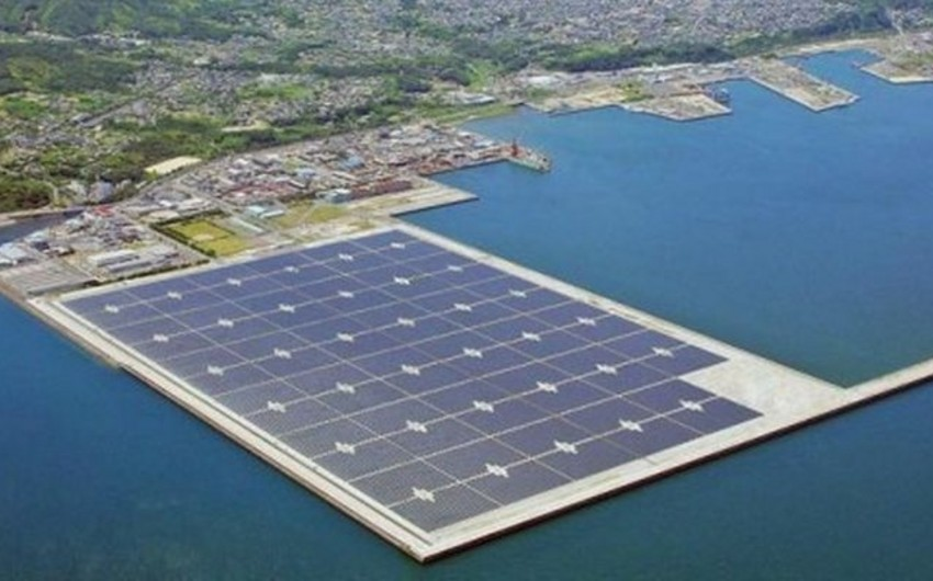 Япония планирует постройку самой большой плавающей электростанции