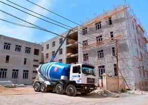 Bakıda 8 yeni məktəb binası inşa olunur