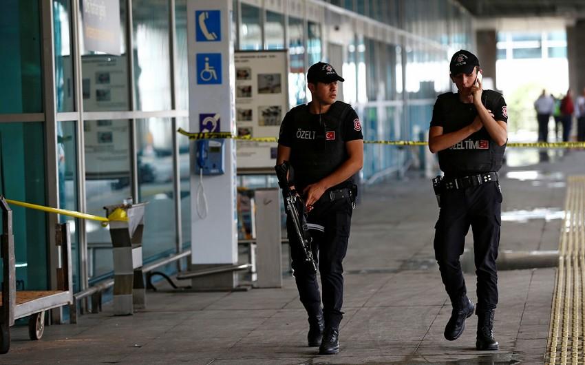 Türkiyədə silahlı insident zamanı 12 nəfər yaralanıb
