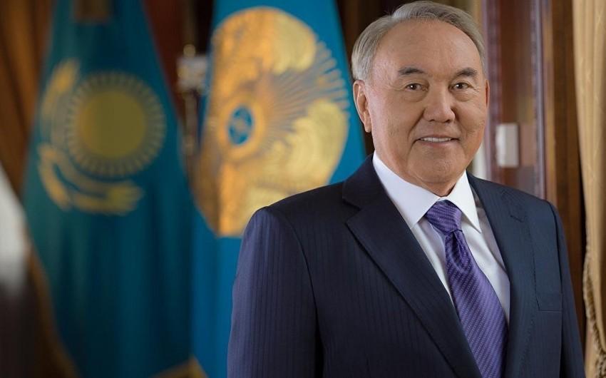 Nursultan Nazarbayev: Xəzərlə bağlı bütün məsələlər razılaşdırılıb