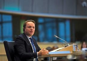 Еврокомиссар встретился с министрами экономики и энергетики