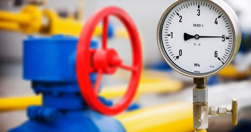 Gas futures in Europe rise by almost 1%
