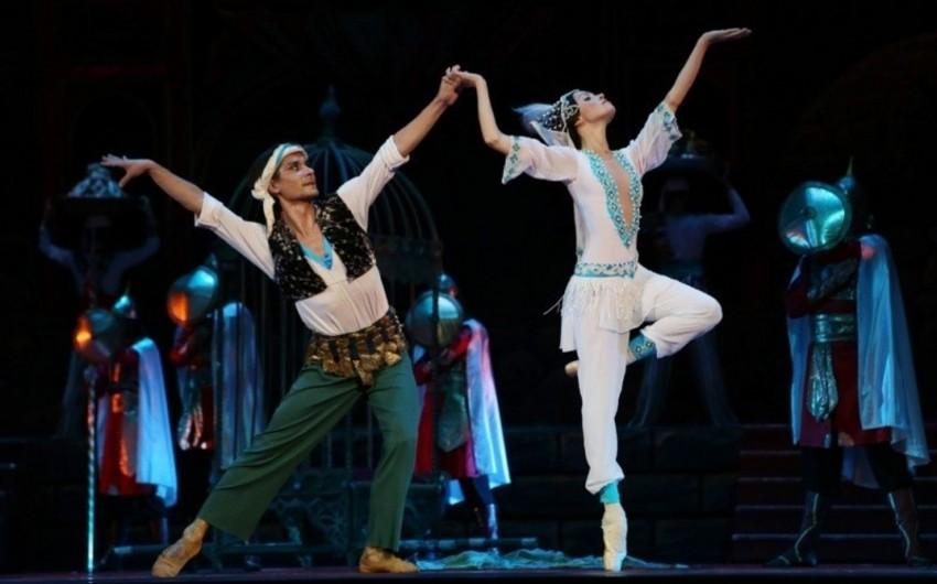 Rusiyanın məşhur balet teatrı Bakıda çıxış edəcək