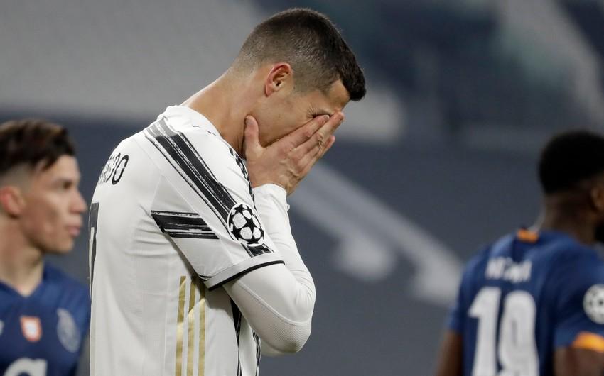 Ronaldu Yuventusun futbolçularına klubdan ayrılmaq istədiyini söyləyib