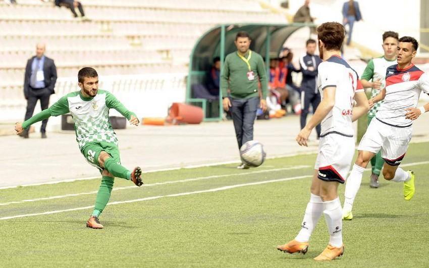 Futbol üzrə Azərbaycan I Divizionunun təqvimi açıqlanıb