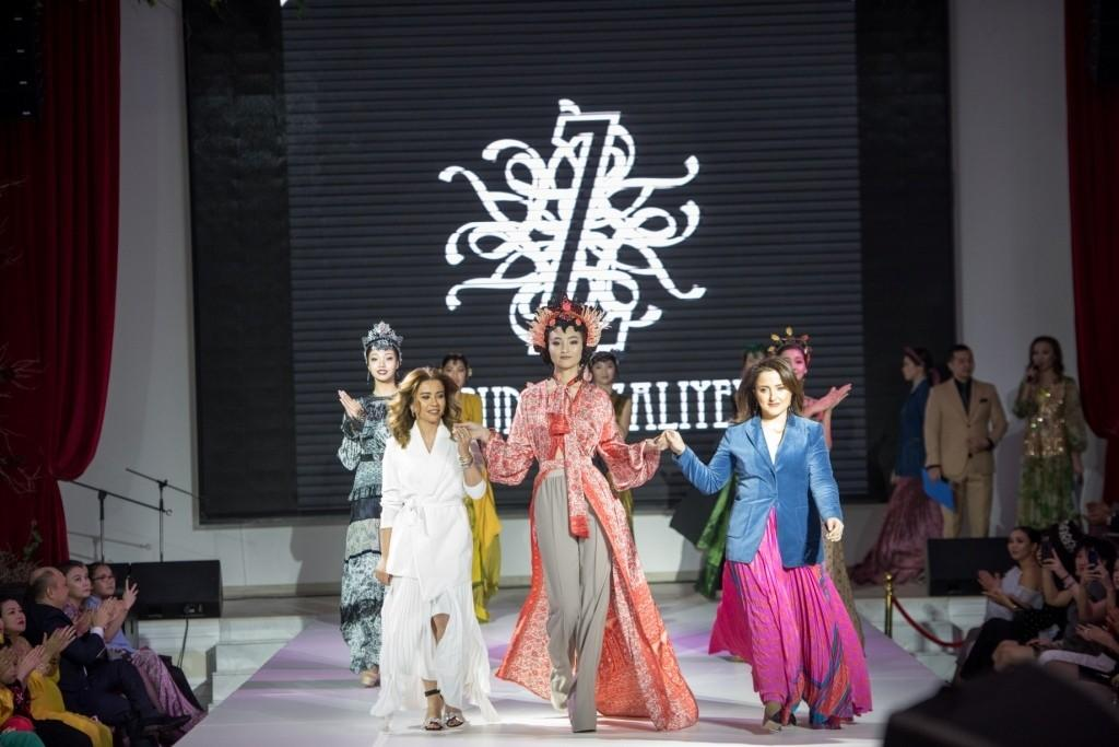 Xəzəryanı ölkələrin gənc modelyer-dizaynerlərin moda festivalı keçirilib