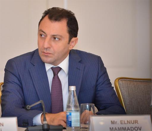 Təhsil nazirinin müşaviri Elnur Məmmədov