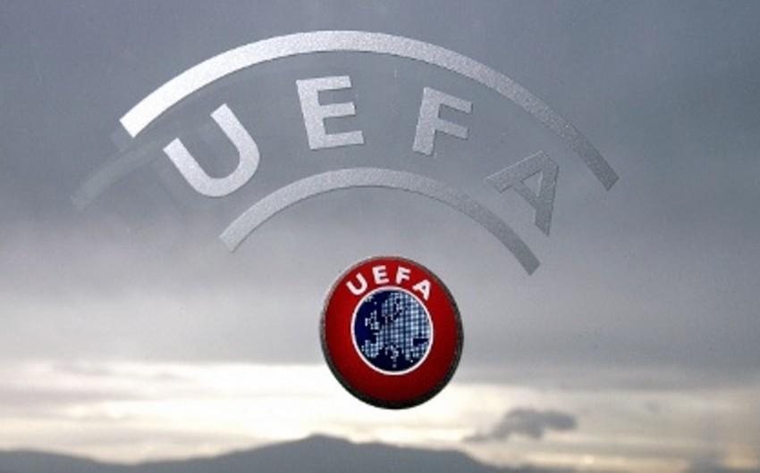 UEFA Hakimlər Komitəsinin yeni tərkibi açıqlanıb